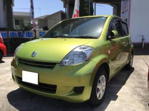トヨタ パッソ X アドバンスドエディション AT CD コンパクトカー