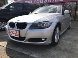 BMW 3シリーズ 320iツーリング フル装備 HID パワーシート HDDナビ CD AW