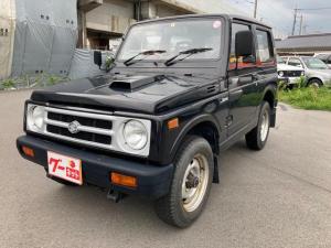 スズキ ジムニー ワイルドウインドリミテッド 4WD 4名乗り サターンブラックメタリック