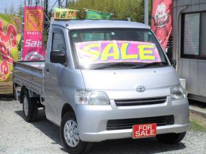 トヨタ ライトエーストラック DX Xエディション キーレス パワーウインドウ HDDナビ 電動ミラー 3カ月保証付き