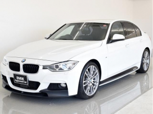 BMW 320iMスポ ACC Mパフォーマンスエアロ OP19AW