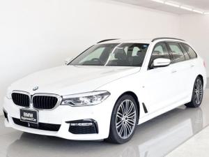 BMW 5シリーズ 523dT Mスポ ACC トップビュー 19AW 弊社デモ