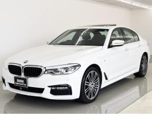 BMW 5シリーズ 540iMスポーツ SR 黒革 イノベーションP リモートP