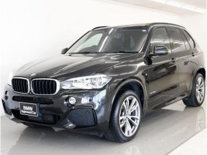 BMW X5 35dMスポSR 黒革 3列シート LED ACC 20AW