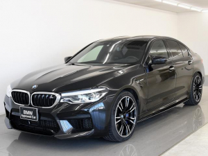 BMW M5 M5 左H 黒川 コンフォートP 4ゾーンAC 20AW