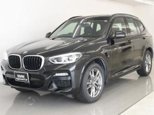 BMW X3 x20i Mスポーツ 黒革 ハイラインP イノベーションP