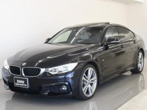 BMW 4シリーズ 435iGC Mスポ SR 本革 PサポートPkg Tビュー
