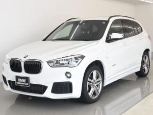 BMW X1 s18iMスポ コンフォートP LED Pアシスト オートT