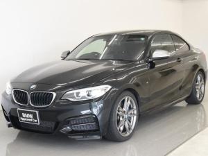 BMW 2シリーズ M235iクーペPサポートPkgアダプティブMサスWエアコン