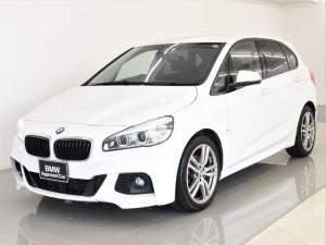 BMW 2シリーズ 218iアクティブツアラー Mスポーツ コンフォートアクセス バックカメラ LEDヘッドライト オートトランク 純正18アロイホイール