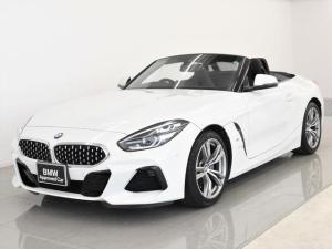 BMW Z4 sDrive20i Mスポーツ 黒革 カーボンリアディフューザー アクティブクルーズコントロール シートヒーター ドライビングアシスト パーキングアシスト リバーズアシスト Hifiスピーカー ワイヤレスチャージ 18AW