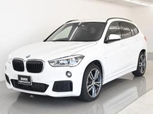 BMW X1 xDrive 18d Mスポーツ アドバンスドアクティブセーフティーパッケージ ヘッドアップディスプレイ アクティブクルーズコントロール コンフォートパッケージ オートトランク HiFiスピーカー オプション19インチAW