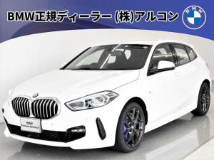 BMW 1シリーズ 118d Mスポーツ Mスポーツプラスパッケージ Mスポーツシート Rスポイラー Mスポーツブレーキ コンフォパッケージ アクティブクルーズコントロール オートトランク ヘッドアップディスプレイ OP18AW 弊社デモ