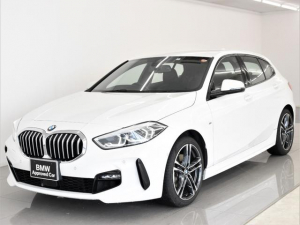 BMW 1シリーズ 118i Mスポーツ iDriveナビゲーションパッケージ コンフォートパッケージ アクティブクルーズコントロール オートトランク LEDヘッドライト バックカメラ 純正18インチアロイホイール
