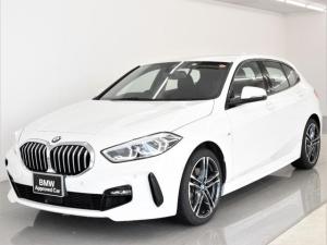 BMW 1シリーズ 118i Mスポーツ コンフォートパッケージ オートトランク アクティブクルーズコントロール LEDヘッドライト パーキングアシスト ドライビングアシスト 純正18インチアロイホイール
