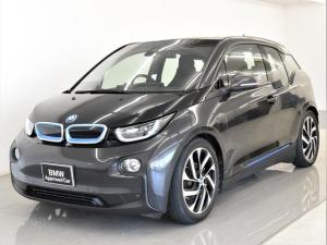 BMW i3 レンジ・エクステンダー装備車 SUITE 本革 アクティブクルーズコントロール Harman/Kardon シートヒーター バックカメラ パーキングアシスト ドライビングアシスト 純正19インチアロイホイール 新品タイヤ