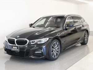 BMW 3シリーズ 330iツーリング Mスポーツ 本革 ハイラインパッケージ コンフォートパッケージ トップビュー アクティブクルーズコントロール オートトランク ドライビングアシスト 純正18インチアロイホイール