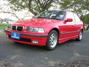 BMW 3シリーズ 318ti セレクション 革シート 女性ワンオーナー 禁煙