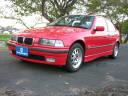 BMW/BMW 318ti セレクション 革シート 女性ワンオーナー 禁煙