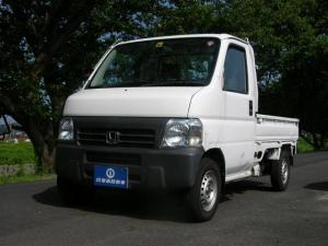 ホンダ アクティトラック 4WD トラック SDX 5速マニュアル エアコン パワステ