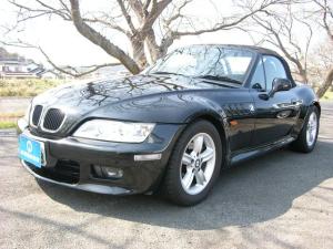 BMW Z3ロードスター 2.2i特別装備車 エディション2  オープンカー D車 右