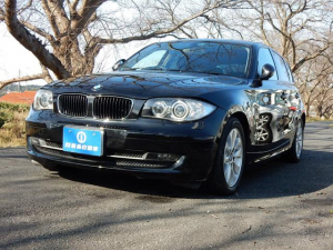 BMW 1シリーズ 116i プッシュスタート 人気ブラック ディーラー車 右H