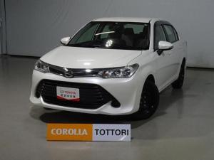 トヨタ カローラアクシオ 1.5X ワンオーナー キーレスエントリー ドライブレコーダー コーナーセンサー CDチューナー