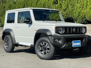 スズキ ジムニーシエラ JC 登録済未使用車 5MT オプション品取付可能