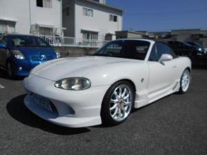 マツダ ロードスター RS 車高調/フルエアロ