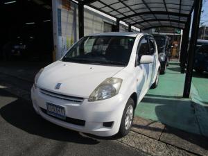 トヨタ パッソ X アドバンスドエディション アルミホイール ETC CD Wエアバッグ キーレス CD 電動格納ミラー
