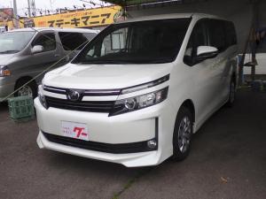 トヨタ ヴォクシー X 両側パワースライドドア SDナビフルセグTV Bluetooth対応 ETC スマートキー LEDライト