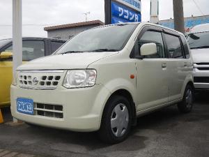 日産 オッティ S キーレス・CD・ベンチシート・電格ミラー フル装備