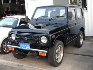 スズキ ジムニー ワイルドウインドリミテッド 4WD 5速MT バンバーガード
