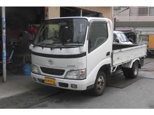 トヨタ ダイナトラック ロングジャストロー エアコン パワステ パワーウィンドウ ターボ ホワイト