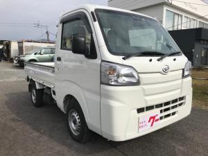 ダイハツ ハイゼットトラック スタンダード 農用スペシャル 5速マニュアル 4WD