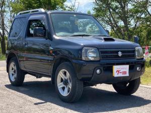 スズキ ジムニー ワイルドウインド ターボパートタイム4WD 高低二段切替式