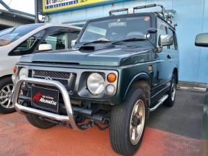 スズキ ジムニー ランドベンチャー 4WD 社外マフラー 5速ミッション