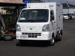 日産 NT100クリッパートラック 冷蔵冷凍車 東プレ製 エアコン パワステ 5スピード