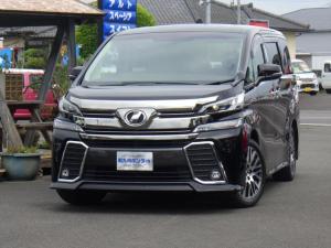 トヨタ ヴェルファイア 2.4Z Gエディション 9型ナビ 12.1型後席モニター