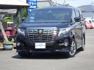 トヨタ アルファード 2.5S Aパッケージ 10型ナビ12.1型フリップ WSR