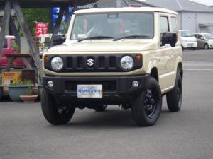 スズキ ジムニー XL オートマ車 セーフティサポート装着車 シートヒーター