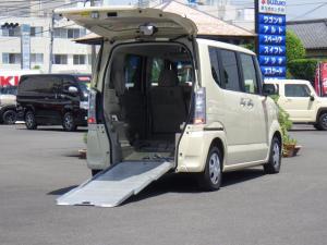 ホンダ N-BOX+ G・Lパッケージ 車いす仕様車 スローパー 純正ナビ Bカメ