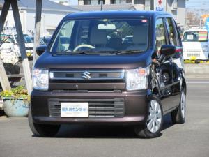 スズキ ワゴンR FA デモカーUP車 CVT車 CDステレオ リヤシートロングスライド 全国スズキアリーナメーカー保証