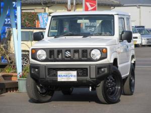 スズキ ジムニー XG 5速マニュアル車 パートタイム4WD ヒルディセント&ヒルホールドコントロール ブレーキLSDコントロール 届出済未使用車
