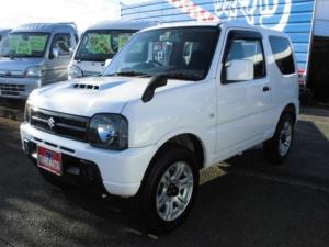 スズキ ジムニー XG 4WD ターボ車 純正16インチアルミ 背面タイヤ キーレス CDデッキ
