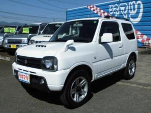 スズキ ジムニー XC 4WD 社外ナビフルセグTV DVD再生 キーレス アルミ 背面タイヤ