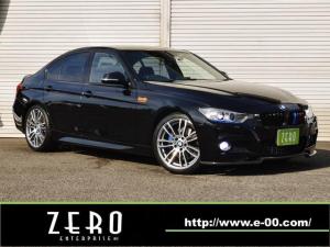 BMW 3シリーズ 320i Mスポーツ Bremboキャリパー19アルミ