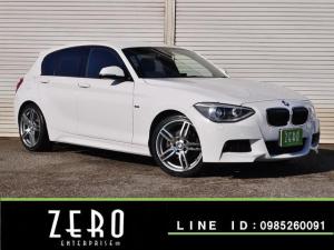 BMW 1シリーズ 116i Mスポーツ HDDナビ17インチAW デイライト