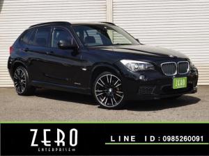BMW X1 sDrive 18i Mスポーツパッケージ 灰皿レス/保証書&取説完備/修復歴無/ビルトインETC/キーレス/M専用革ステア/MTモード/キセノンR/リアフイルム