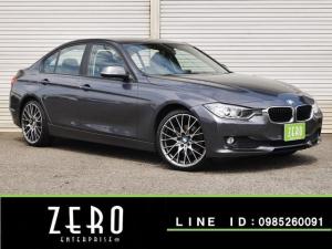 BMW 3シリーズ 320dブルーパフォーマンス コンフォートアクセス/純正HDDナビidrive/バックカメラ/純正キセノンヘッドライト/ETC内蔵ミラー/16インチアルミ/パワーシート/正規ディーラー車 取説保証書